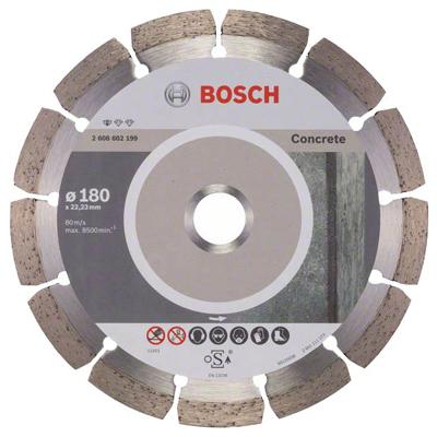 Đá cắt bê tông 180mm Bosch 2608602199