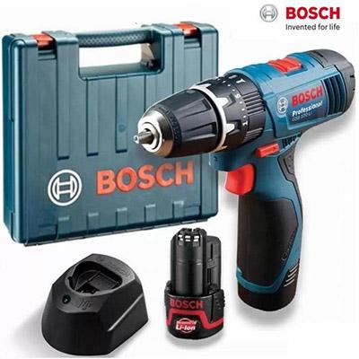 Máy khoan động lực dùng pin 12V Bosch GSB 120-LI GEN II