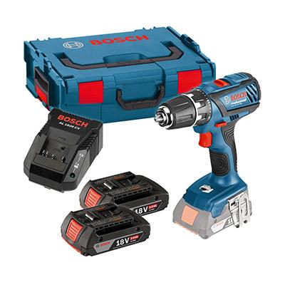 Máy Khoan Vặn Vít Dùng Pin Bosch GSR 18-2-LI 18V