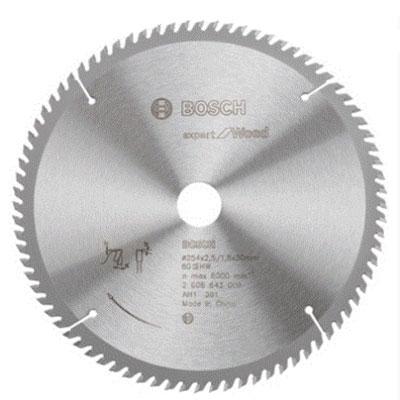 Lưỡi cưa gỗ chuyên dùng Bosch 2608642985 184x25.4xT60
