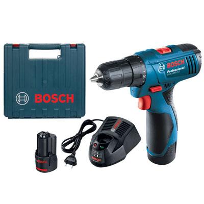 Máy khoan vặn vít dùng Pin Bosch GSR 1080-LI 10.8V