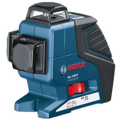 Máy Cân Mực Laser 3 Tia Bosch GLL 3-80
