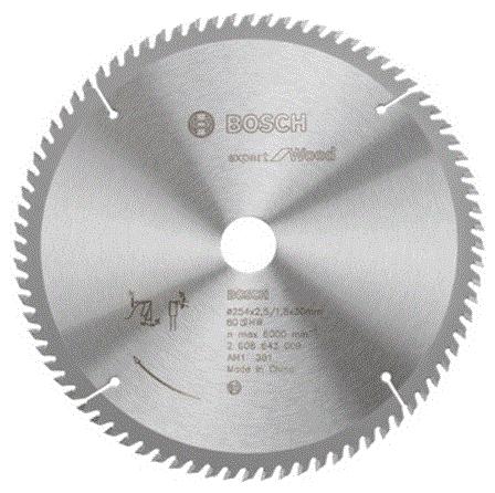 Lưỡi cưa gỗ 40 răng Bosch 2608643024 305x30mm