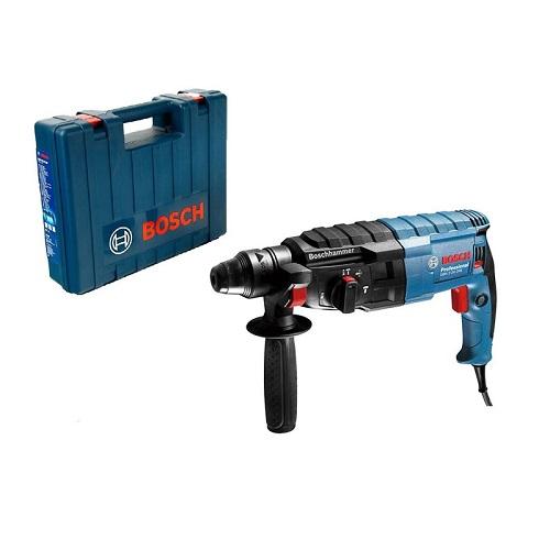 Máy khoan búa Bosch GBH 2-24 DRE (kèm phụ kiện)