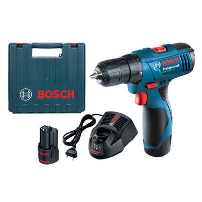 Máy khoan động lực dùng pin Bosch GSB 1080-2LI