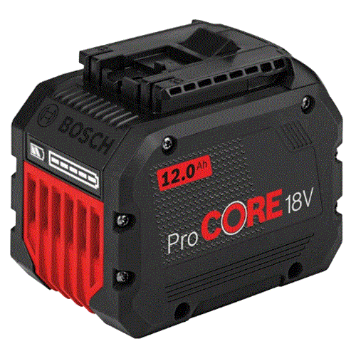 Pin 18V 12.0Ah Bosch PROCORE 1600A016GU