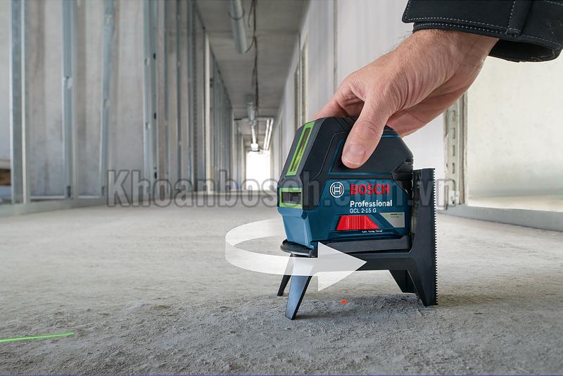 Gợi ý 3 máy cân mực Bosch giúp đo đạc chính xác và nhanh chóng