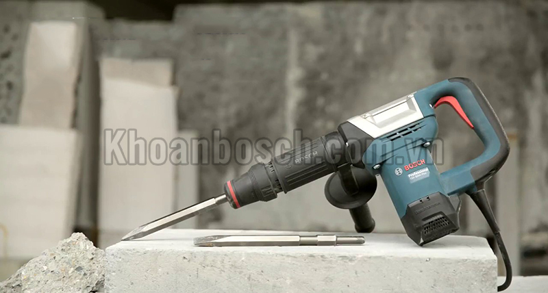 Máy đục bê tông Bosch GSH 500