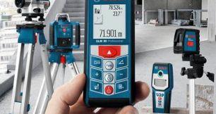 3 Mẹo giúp bạn sử dụng thước đo laser Bosch hiệu quả hơn
