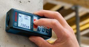 Lý do bạn nên chọn mua máy đo khoảng cách Bosch GLM 80