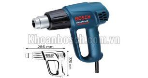 Máy phun hơi nóng Bosch GHG 630 DCE dùng để làm gì?