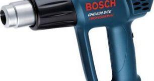 Những lý do khiến máy thổi hơi nóng Bosch GHG 630 DCE được ưa chuộng