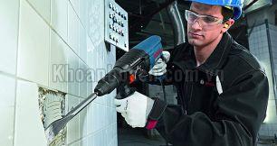 Gợi ý sản phẩm máy khoan búa Bosch GBH cho anh em xây dựng