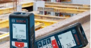 Những mẹo vặt sử dụng máy đo Bosch GLM 7000 tốt hơn