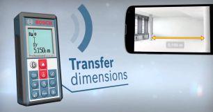 Khi sử dụng máy đo Bosch GLM 100C cần lưu ý những điều gì?