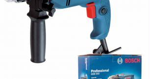 Những lý do bạn nên chọn máy khoan giá rẻ Bosch 550