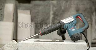 Nên mua máy đục bê tông Bosch GSH 500 không?