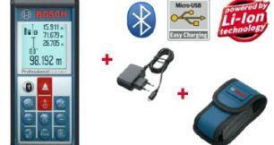 Những lý do bạn nên chọn máy đo khoảng cách laser Bosch GLM 100C